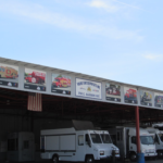 Google-street view of AA Cater Truck's business property